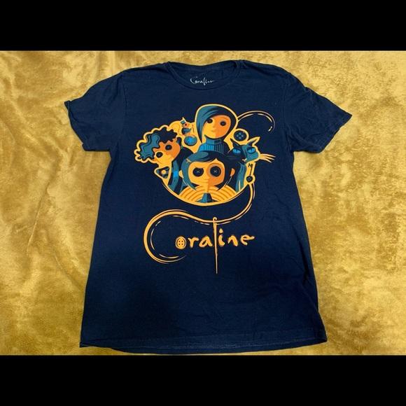 Hot Topic Tops Coraline Shirt Poshmark
